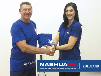 Nashua Zululand Squash League Announcement