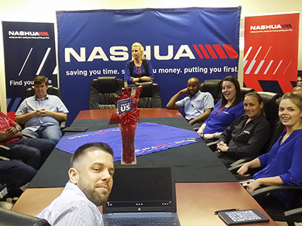 Nashua team to BE MORE